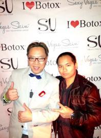 DJ Ryno and Dr. Sean Su @ Sexy Vegas Event 12/12/12 @ Royal House LV