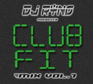DJ Ryno Club Fit Cover