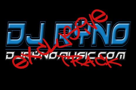 DJ Ryno Logo 2 exclusive efx exclusive centered