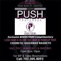 Push Thursdays @ The Lady Silvia