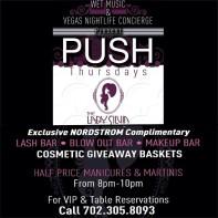 Push Thursdays @ The Lady Silvia