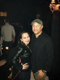 Dr Suzie and Wynn Interior Designer Sean Lee
