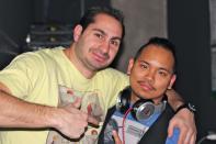 DJ Tony Sinatra and DJ Ryno
