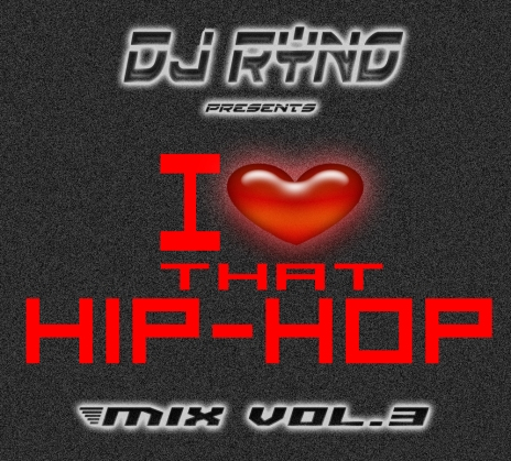 DJ Ryno HH Vol3 Cover