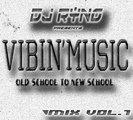 DJ Ryno Vibin Cover