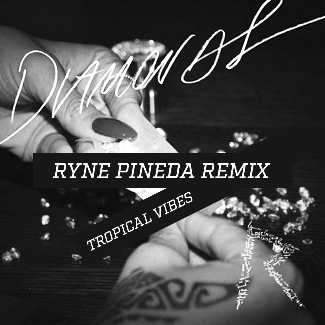 Diamonds-RP-Tropical-Remix-Artwork